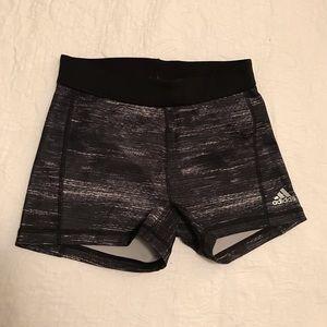 Adidas spandex shorts